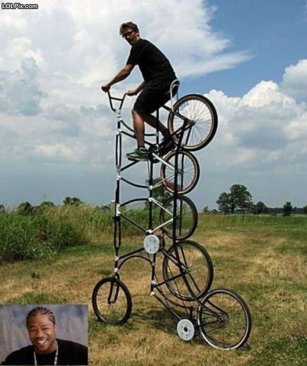 Yo Dawg Bike