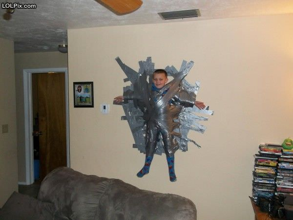 Power Of Duct Tape