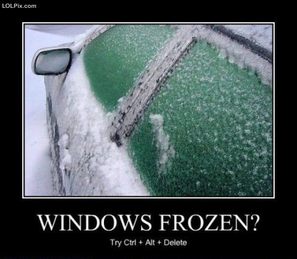 Viewing Page 18/18 from Funny Pictures 1320 (Windows Frozen) Posted 9 ...