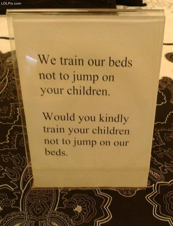 Well Trained Beds