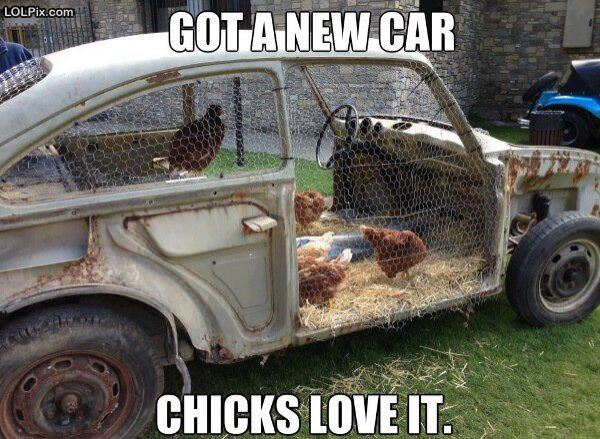 I Got A New Car