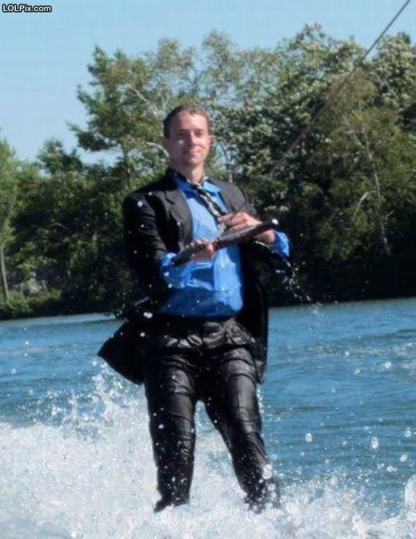 Water Skiing Swag