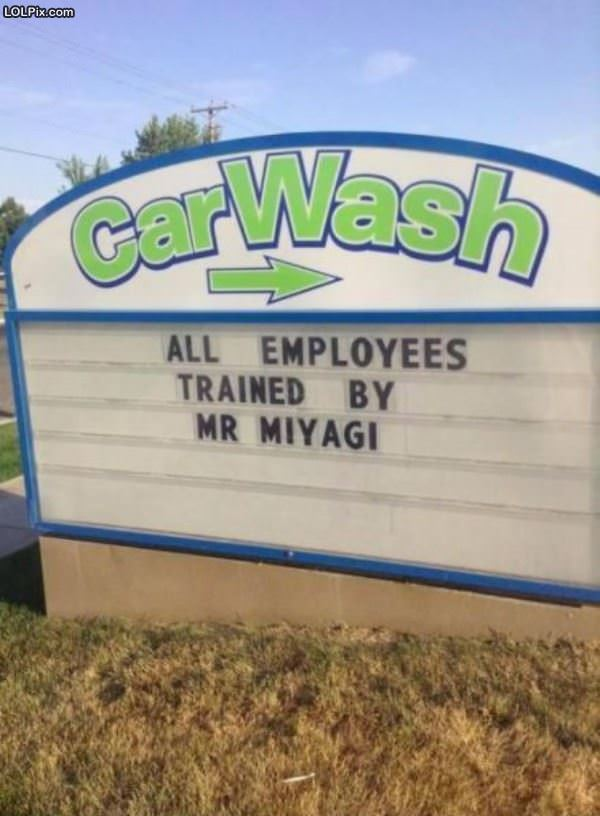 Awesome Car Wash
