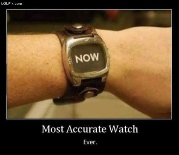 Accurate Watch