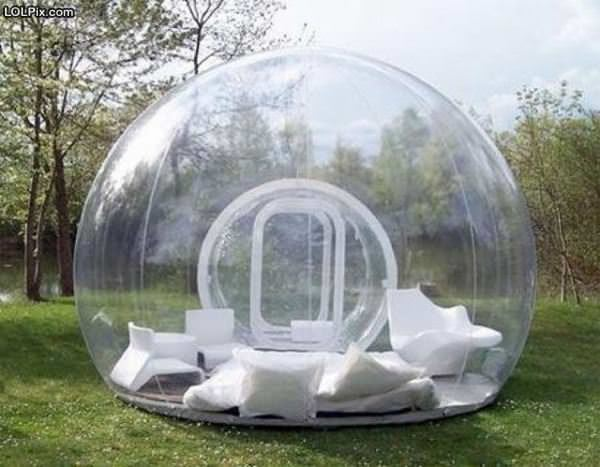 Patio Bubble