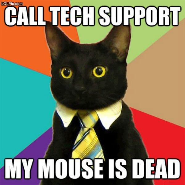 Call Tech Support