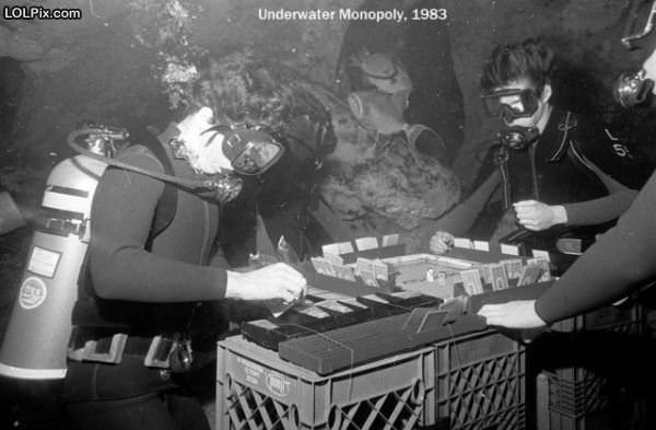 Under Water Monopoly