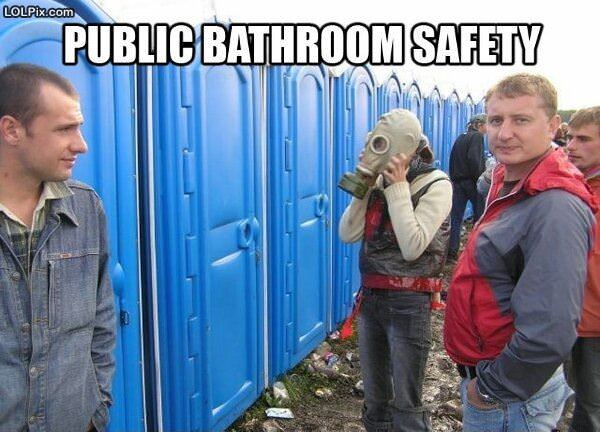 Public Bathroom Safety