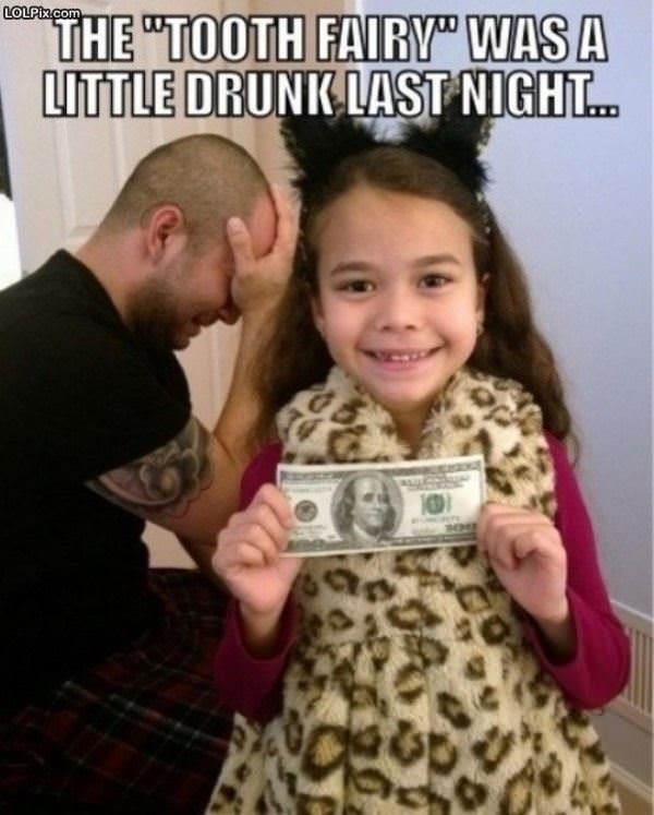 Good Job Tooth Fairy