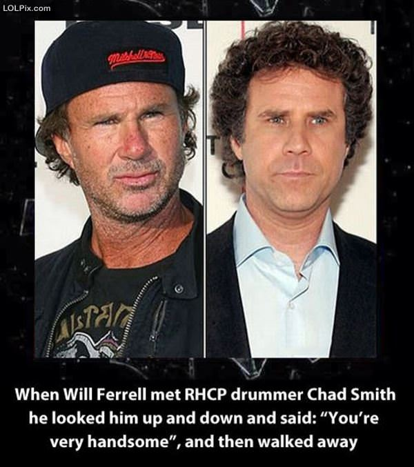 Will Ferrell Double