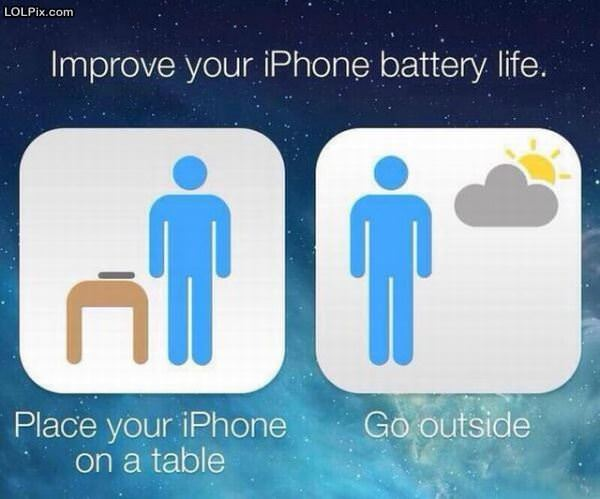 Improve Your Battery