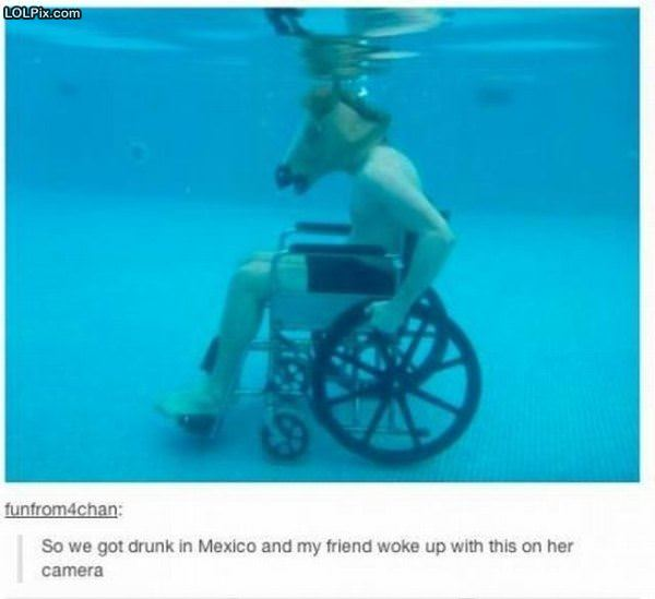 Weird Things In Mexico