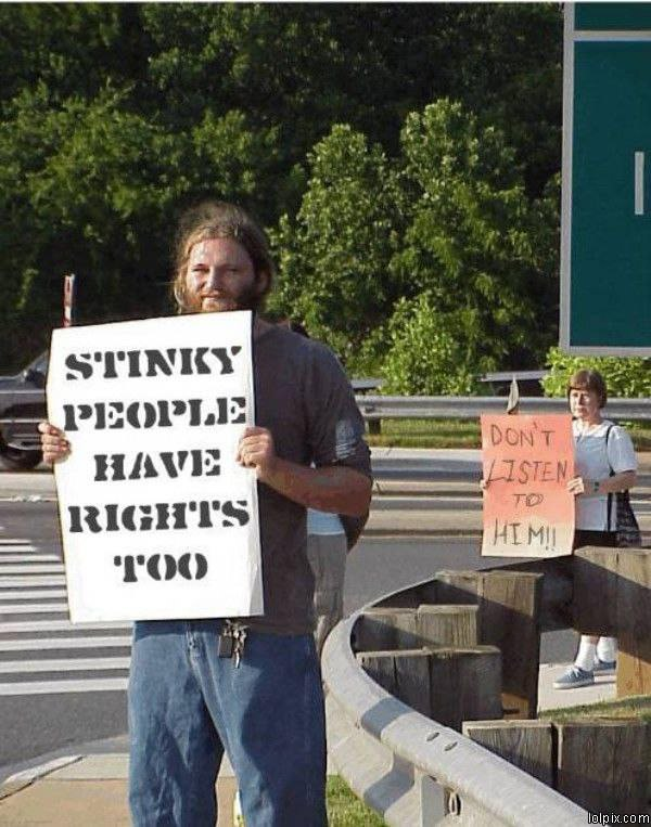 Viewing Page From Funny Pictures Stinky People Posted