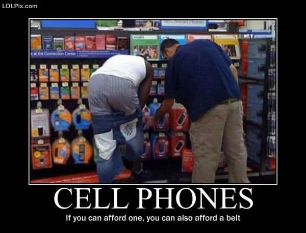 Page From Funny Pictures Cell Phones Posted