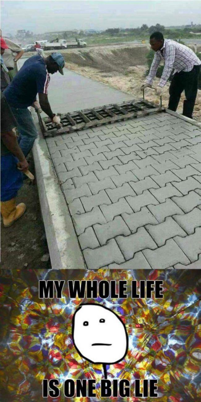 how the bricks are made