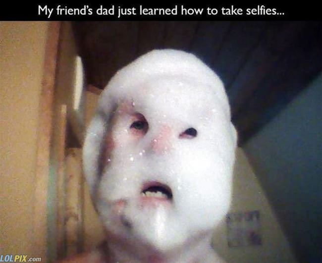 learn how to take selfies