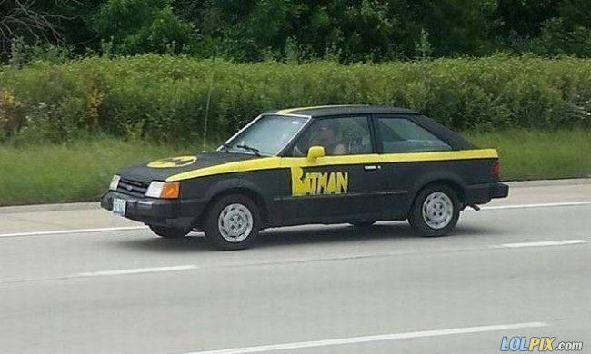 nanananana batman