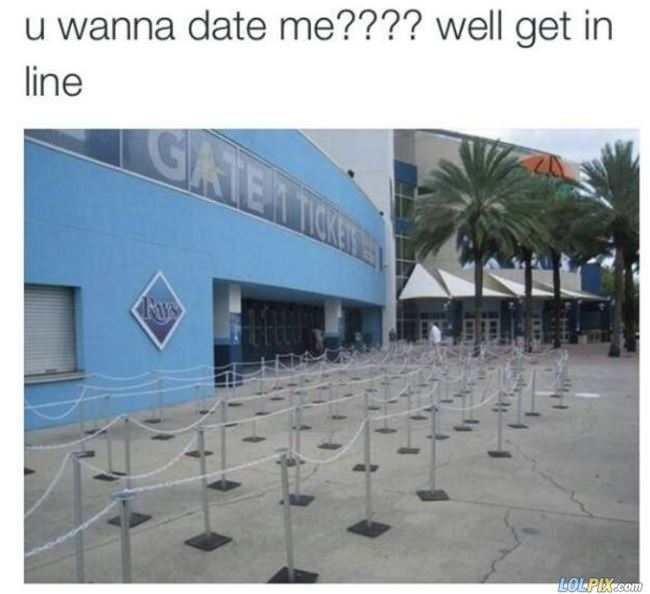 you want to date me