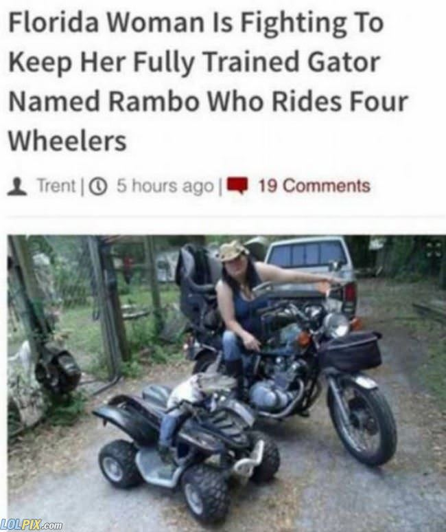 only in florida
