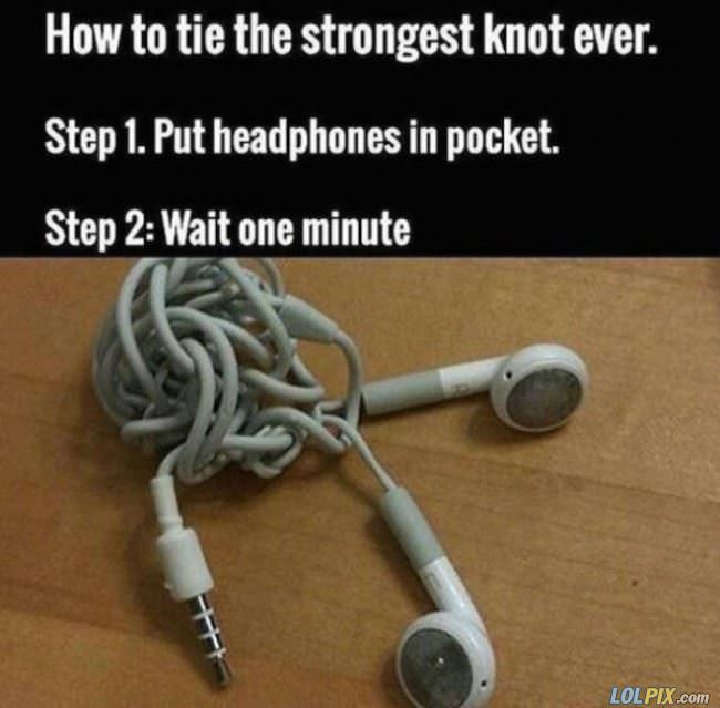 strongest knot ever