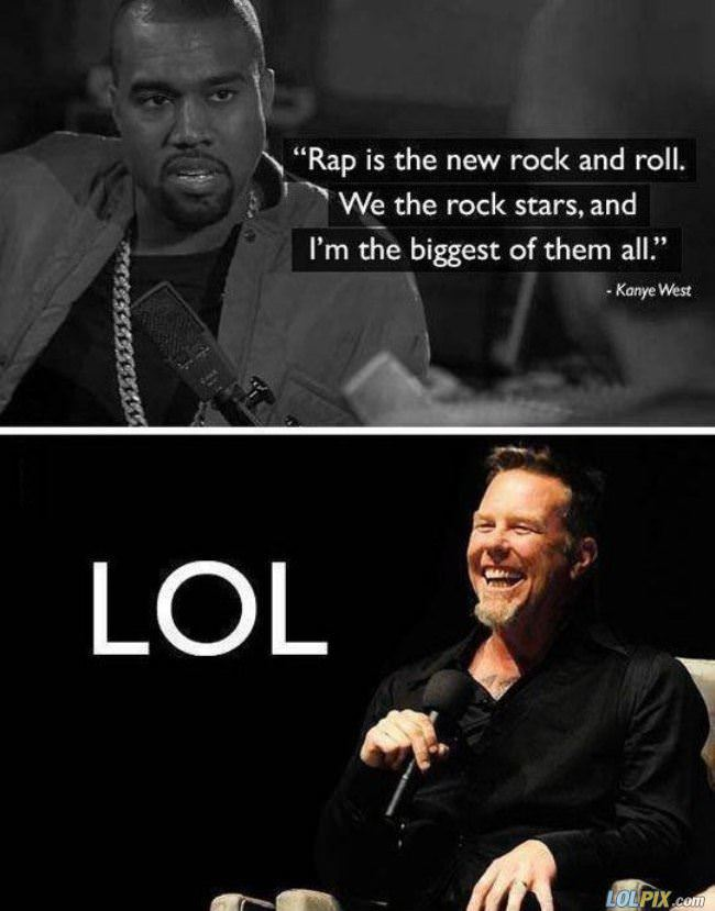 rap is the new rock and roll