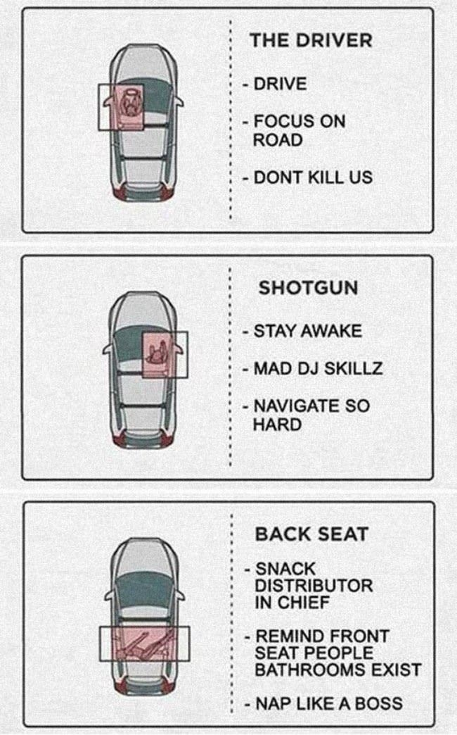 some car instructions