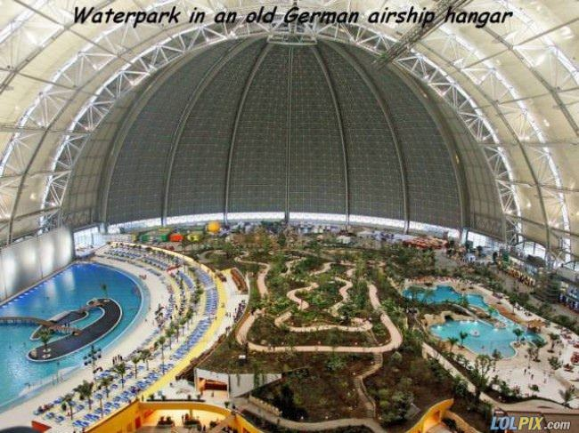 very cool waterpark