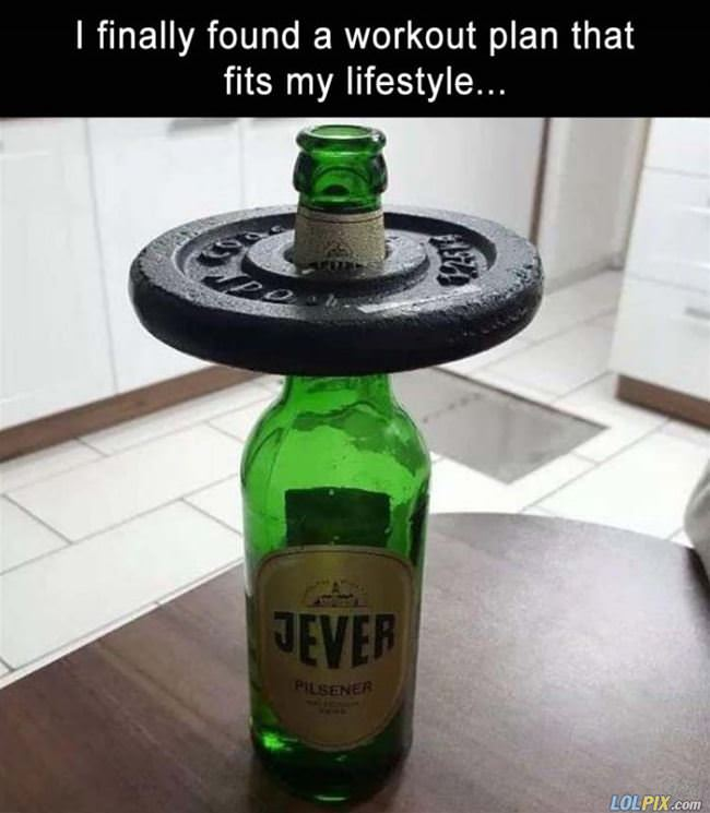 finally found a workout plan