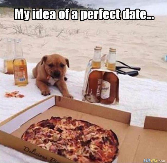my idea of a perfect date