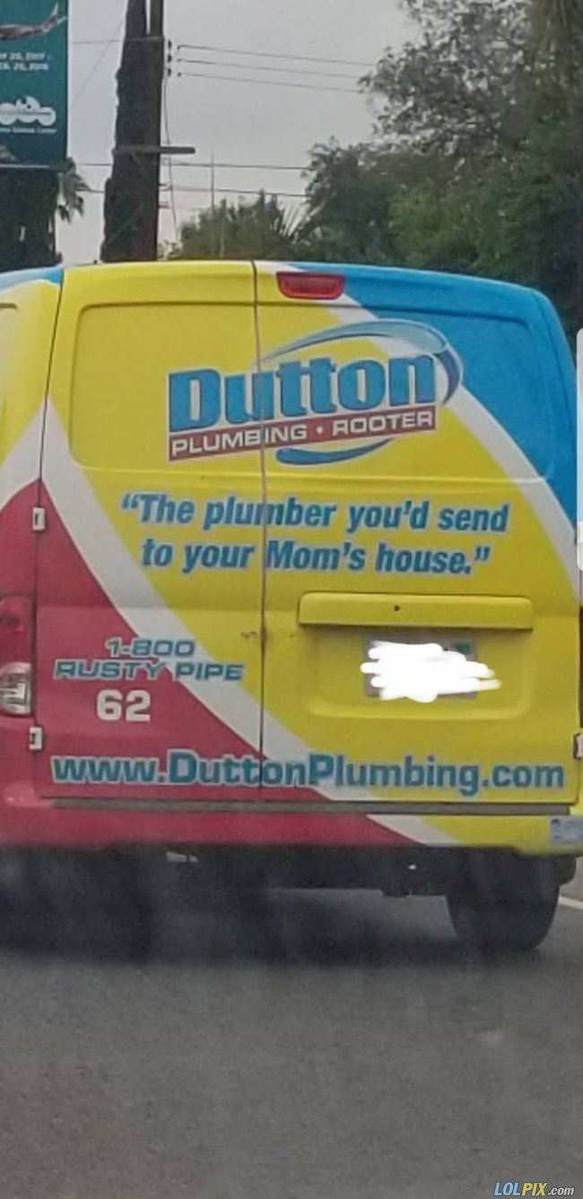 a trusted plumber