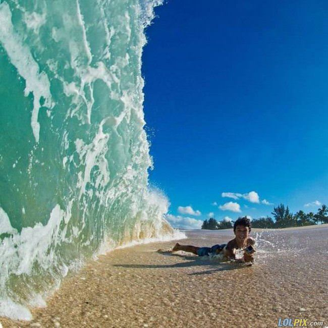 awesome cool wave