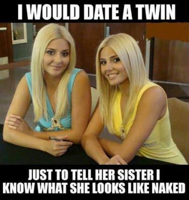 dating a twin