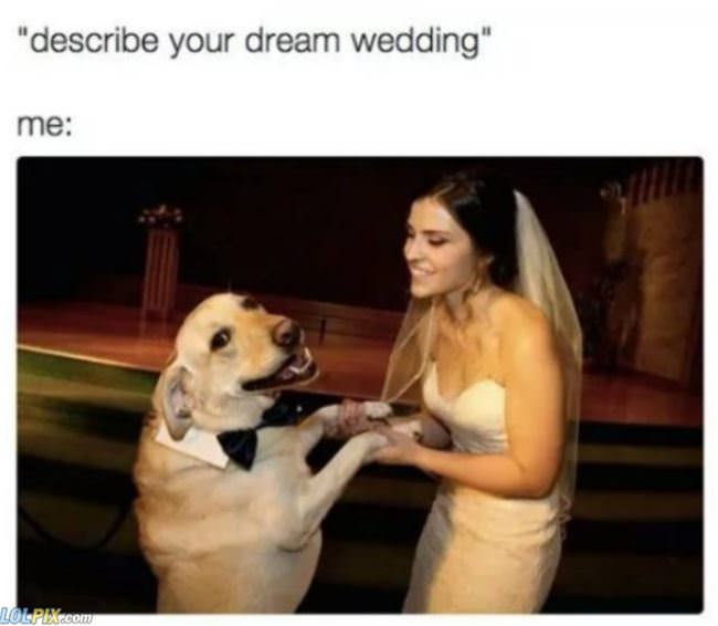 describe yoru dream wedding