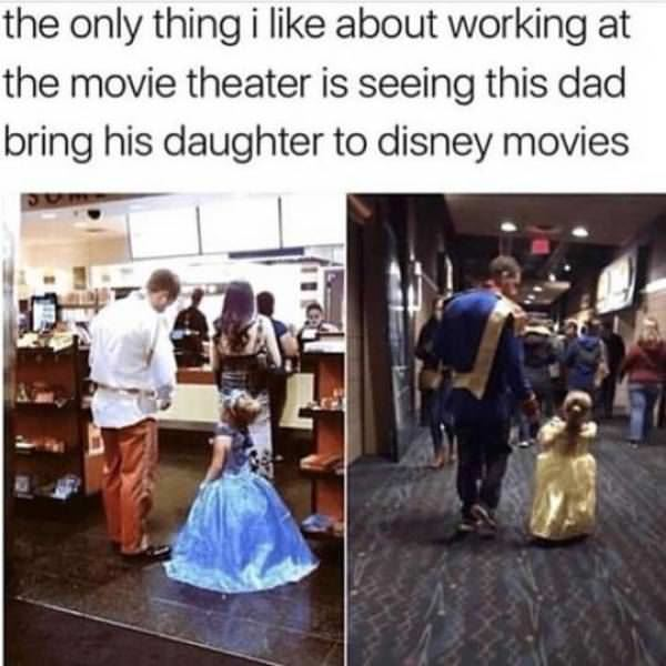 father of the year award goes to
