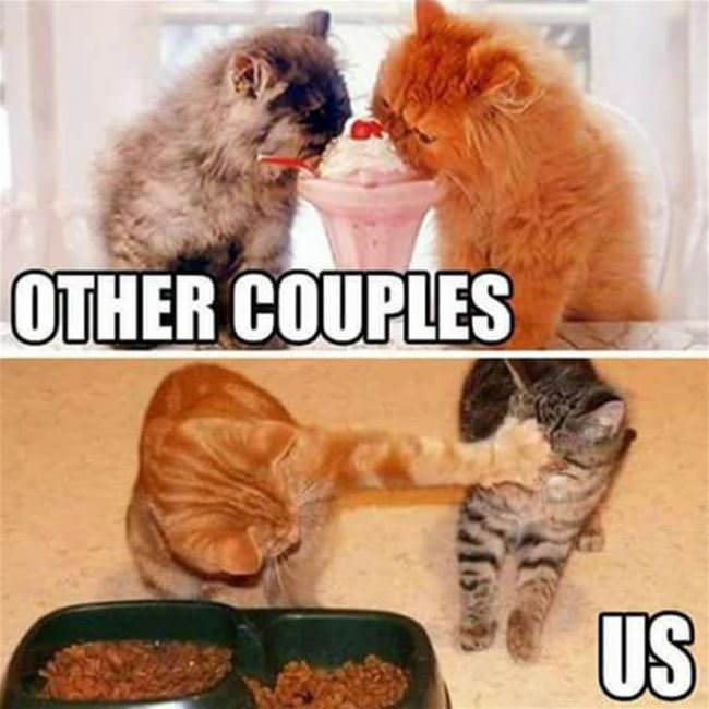other couples and us