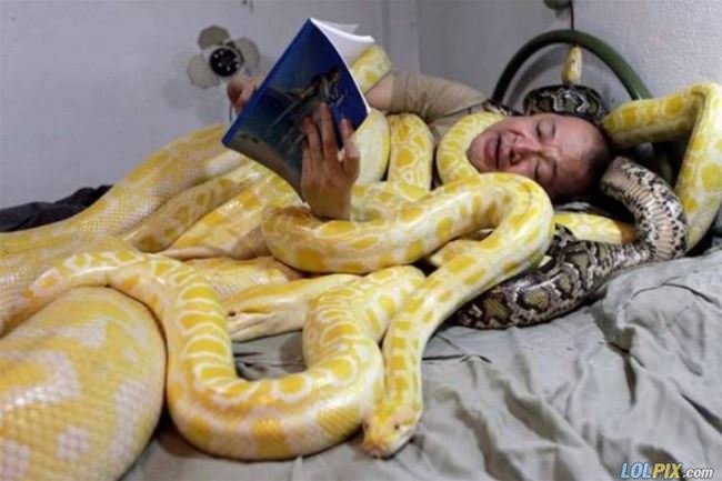 just reading to some of my buddies