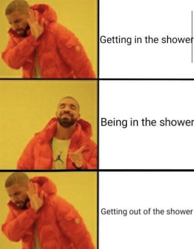 how the shower works
