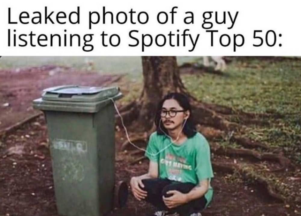 the spotify top 50