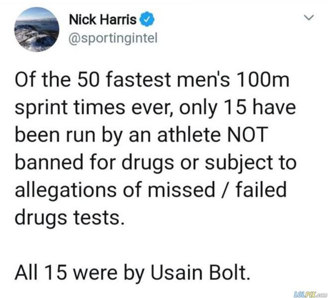 the 50 fastest