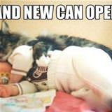 a new can opener