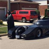 batman is here