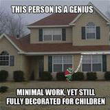 Christmas Grinch Decoration