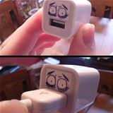 charging face
