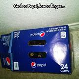 no pepsis for you
