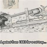 rat trap patent