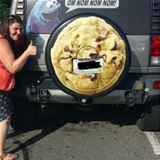cookie monster truck