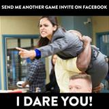 facebook invites are annoying