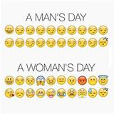 mans vs womans day