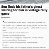 fathers ghost