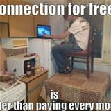 free connection